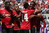 """""""Manchester United"""" įveikė """"Real"""" klubą po beprotiškos baudinių serijos"""