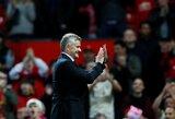"""O.G.Solskjaeras patvirtino: """"Man United"""" sieks įsigyti naują puolėją"""