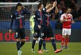 Z.Ibrahimovičiaus vedama PSG iškovojo dar vieną užtikrintą pergalę