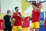 """""""Galatasaray"""" klube – COVID-19 užsikrėtęs krepšininkas"""