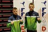 L.Grigaitis pateko į Europos jaunių muaythai čempionato finalą