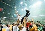 """Dominavimas: """"Žalgiris"""" – devintą kartą iš eilės LKL čempionas!"""