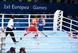 E.Skurdelis Europos žaidynių bokso turnyre liko be pergalių (komentaras)