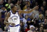 """Sėkmingo """"Lakers"""" naujokų žaidimo prieš NBA čempionus nepakako"""