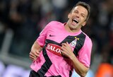 """A.Del Piero: """"Turime įveikti """"Lazio"""""""