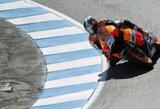 D.Pedrosa  buvo greičiausias ir antrojoje JAV motociklų GP bandymų sesijoje