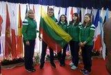 Europos jaunimo šaudymo čempionate – pirmieji lietuvių startai