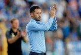 """Reakcija po gėdingo pralaimėjimo Čempionų lygoje: """"Schalke"""" atleido trenerį"""