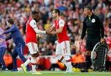 """""""Arsenal"""" saugas H.Mkhitaryanas gali atsidurti Romoje"""