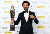 """Tarp kandidatų tapti geriausiu """"Premier"""" lygos žaidėju nebus praėjusio sezono laureato M.Salah"""