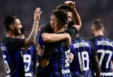 """""""Inter"""" minimaliu rezultatu įveikė """"Atletico"""""""