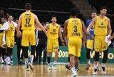"""41 taško persvara pirmavusi """"Maccabi"""" sutriuškino rusus"""