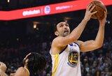 Z.Pachulia paliko NBA čempionus ir keliasi į Rytų konferencijos komandą
