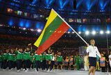 Įspūdingoje šventėje atidarytos Rio de Žaneiro olimpinės žaidynės. Teprasideda kova!
