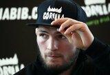 """""""UFC 236"""": planus Abu Dabyje sužlugdė C.Nurmagomedovas, dėl laikinojo diržo kovos K.Gastelumas ir I.Adesanya"""