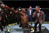 Naujasis UFC reitingas: I.Adesanya aplenkė S.Miočičių, P.Janas – C.McGregorą