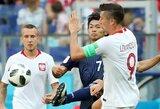 """Japonijos rinktinės treneris nesigėdina pademonstruoto anti-futbolo: """"Aš nusprendžiau, kad ketinu pasikliauti kitų rungtynių rezultatu"""""""
