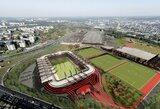 Nacionalinio stadiono konkurse neliko vieno iš dviejų dalyvių