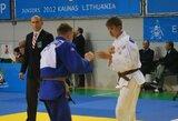 Dziudo kovotojas D.Tarulis Universiadoje užėmė 7-ą vietą