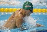 Lietuvos vyrų plaukimo rinktinė su antru rezultatu pateko į Europos čempionato finalą!