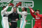 """1000-osios """"F-1"""" lenktynės: pirmajame rate nuspręstas nugalėtojas ir """"Ferrari"""" nesutarimai"""