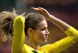 """A.Palšytė """"Deimantinės lygos"""" sezoną pradėjo kukliu rezultatu, triumfavo 17-metė ukrainietė (papildyta)"""