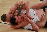 C.McGregoras po kovos su F.Mayweatheriu pirmą kartą sugrįžo į treniruotes