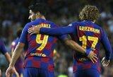 A.Griezmannas tikina, jog reikia laiko susižaisti kartu su L.Messi ir L.Suarezu