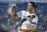 Z.Ibrahimovičius nesikuklina: švedas teigia, jog yra geresnis nei rezultatyviausias MLS žaidėjas C.Vela