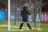 W.Rooney vargai JAV tęsiasi: varžovui į veidą su alkūnę smogęs puolėjas pašalintas iš aikštės