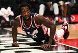 """""""Clippers"""" norėjęs likti P.Beverley atsisakė 10 mln. didesnio kontrakto"""