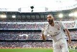 """Madrido derbyje – """"Real"""" pergalė"""
