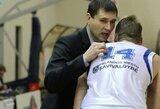 """V.Sirvydis: """"Palangos"""" klubo žaidėjams sudaromos tokios sąlygos, kokias turi pajėgūs LKL krepšininkai"""