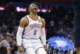 """R.Westbrookas keliasi į """"Rockets"""""""