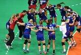 Rusijos moterų rankinio rinktinė su V.Žilinskaite triumfavo Rio de Žaneire (atnaujinta)
