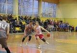 LSKL mažajame finale – pyktį išliejusių LSU krepšininkų triumfas