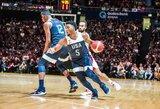 JAV rinktinė reabilitavosi prieš Kanados krepšininkus