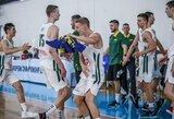 Užtikrintas šešiolikmečių startas Europos čempionate: lietuviai 38 taškų skirtumu nušlavė estus