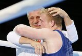 E.Petrauskas – per žingsnį nuo pasaulio čempionato medalio