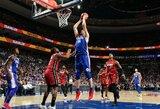 B.Marjanovičius tapo antru greičiausiai 1 tūkst. taškų įmetusiu NBA žaidėju