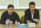Pradėtos diskusijos dėl Rytų Europos ledo ritulio lygos sukūrimo