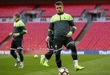"""Išbandymas """"Wembley"""" stadione: Anglija – Lietuva"""