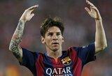 L.Messi tikisi toliau demonstruoti gerą žaidimą