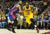 Paskelbti geriausi NBA savaitės žaidėjai