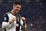 """Įvarčių kupinas trileris pasibaigė """"Juventus"""" pergale prieš """"Napoli"""""""