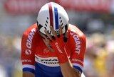 Atskiro starto lenktynėse Nyderlanduose geriausiai tarp lietuvių sekėsi R.Navardauskui (+ Lietuvos dviratininkių rezultatai)