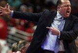 """Iš """"Bulls"""" atleistas T.Thibodeau didžiuojasi savo darbu Čikagoje"""
