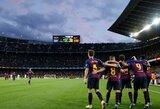 """Įdomiausia statistika ir faktai po """"Barcelonos"""" triuškinančios pergalės prieš """"Real"""""""