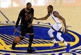 Daugiausiai uždirbančių sportininkų dešimtuke – keturi NBA žaidėjai