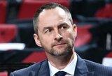 """""""Bulls"""" krepšininkai A.Karnišovui iškeikė esamą komandos trenerį"""